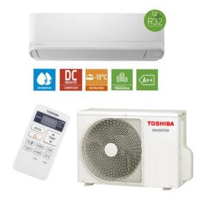 Toshiba Seiya RAS-B10J2KVG-E